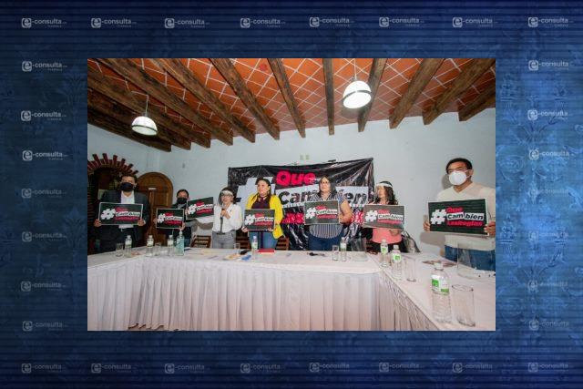 TEPJF declara improcedente denuncia por violencia política de diputados