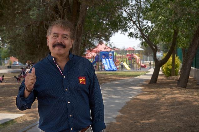El PT ganará el 6 de junio la alcaldía de Apizaco: Reyes Ruiz