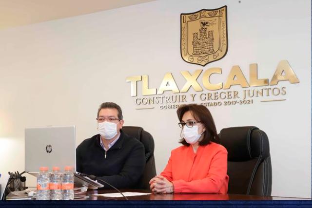 Encabeza Sandra Chávez y Marco Mena sesión de comité de adopciones