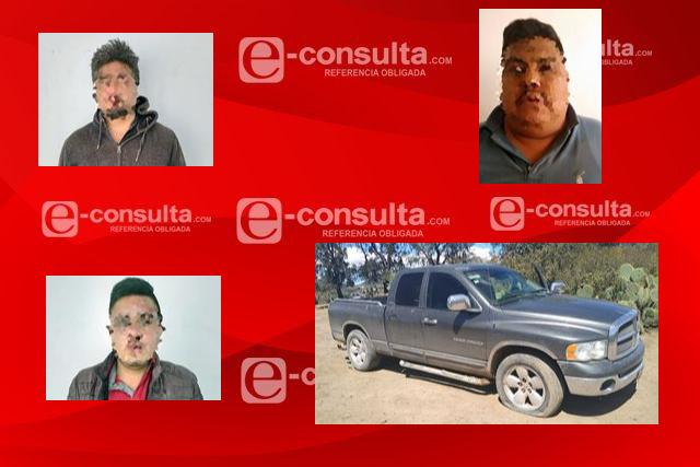Policía rescata a persona privada de su libertad en Calpulalpan