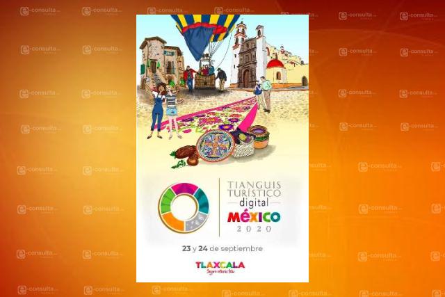 Tlaxcala participa en tianguis turístico digital México 2020