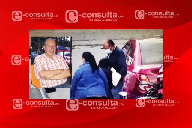 Captan a síndico de Tlaxco saqueando documentación del Ayuntamiento