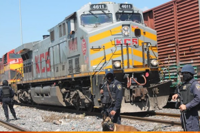 Autopartes los productos más robados al tren en su paso por Tlaxcala