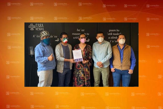 Viviana Barbosa recibe agenda de movilidad para Tlaxcala