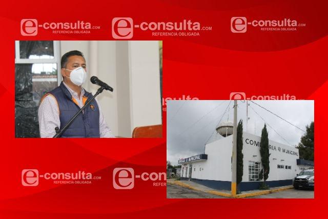 Alcalde de Yauhquemehcan destaca avances en seguridad pública