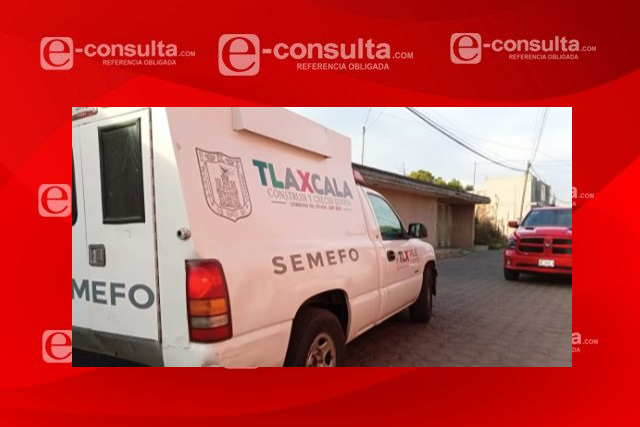 Localizan cuerpo sin vida al interior de un domicilio en Zacatelco