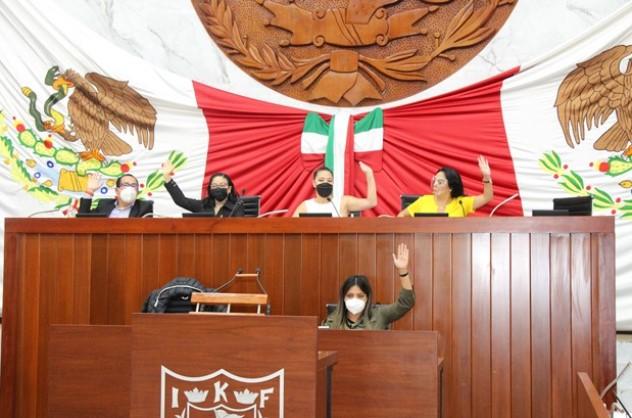 Avalan diputados reforma a la ley del Notariado de Tlaxcala