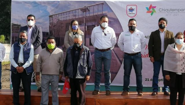 Proyecto del panteón de Chiautempan se mantiene congelado