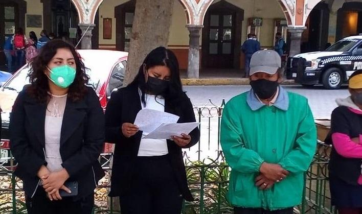 Exige familia de Panotla esclarecimiento del asesinato de una mujer