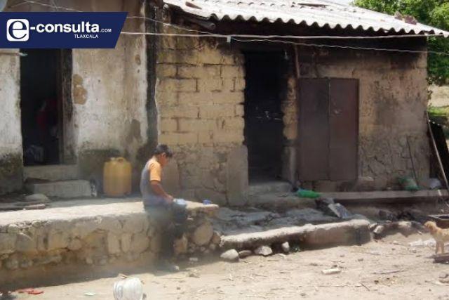 En Tlaxcala aumentó la pobreza extrema, según el Coneval