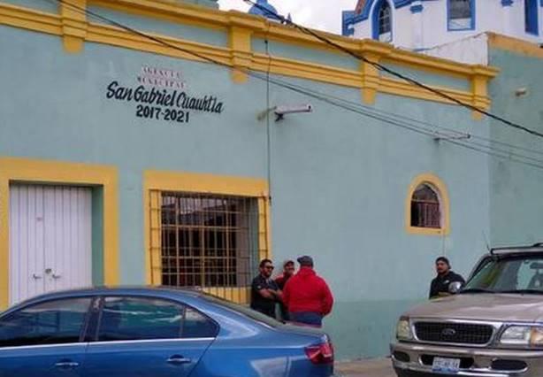 Detienen a presidente de comunidad de Tlaxcala por lesiones