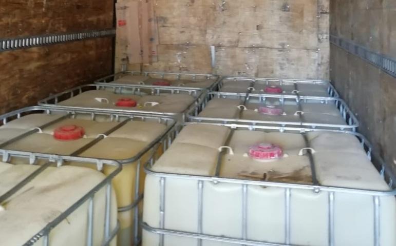 A proceso dos personas por robo de 22 mil litros de hidrocarburo