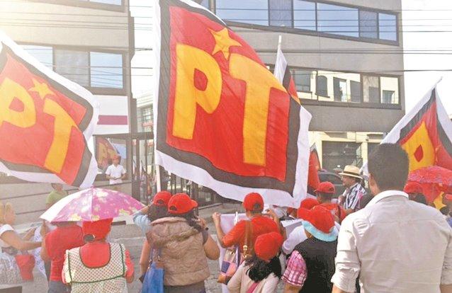 Consejeros del ITE dejan al  PT sin candidatos a presidencias de comunidad