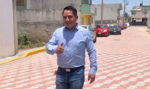 Oscar Pérez ha transformado Quilehtla con 90 mdp en obra  pública