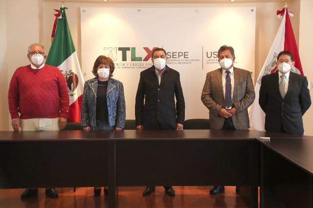 Designan a Castillo Quintana como nuevo rector de la Uptrep