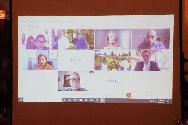 Reuniones virtuales entre Alemania y Huamantla con fines turísticos