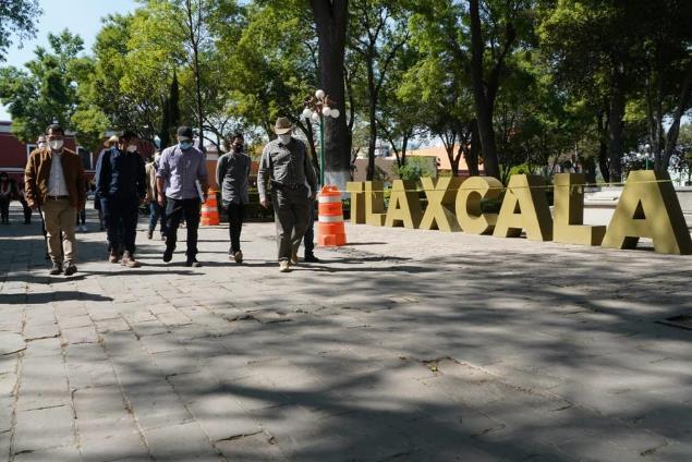 En zona metropolitana de Puebla y Tlaxcala, inicia Programa de Mejoramiento Urbano 2021