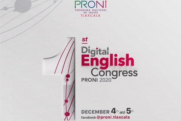 Se llevará a cabo primer congreso estatal de inglés