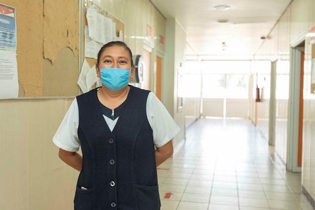 Reconoce Sesa labor de personal de enfermería