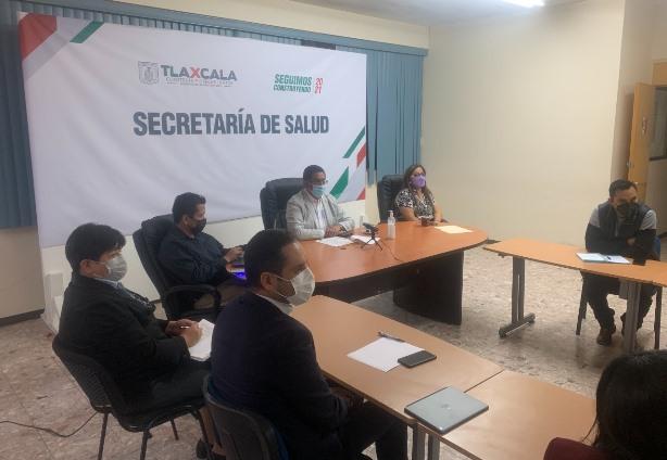 Participa Sesa en reunión del Consejo Nacional de Salud 2021