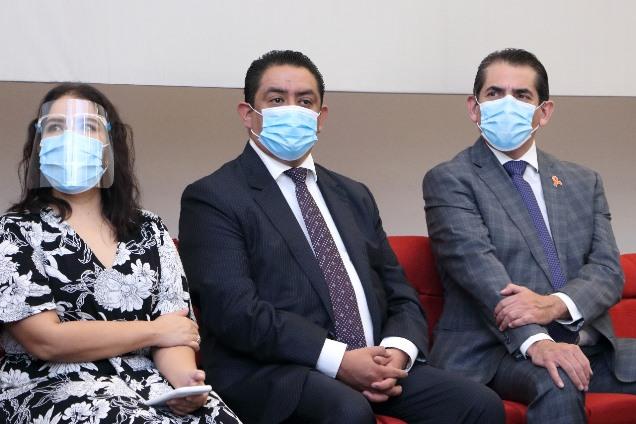 Participa Sesa en reunión para reducir riesgos asociados a atención por Covid-19