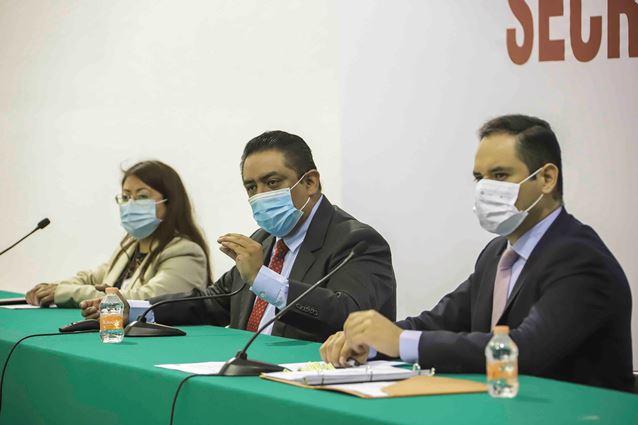 Suman más de 305 mil acciones de salud ante pandemia de Covid-19