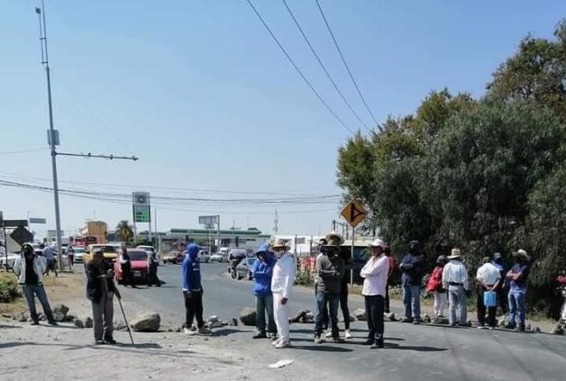 Revienta conflicto en Tenancingo; alcalde quiere hacer su voluntad