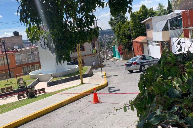 Reportan balacera en Totolac; pobladores exigen más seguridad