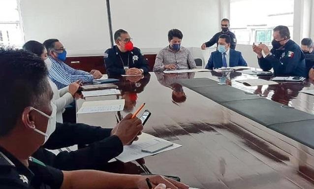 Garantizar la seguridad pública, prioridad del ayuntamiento de Totolac