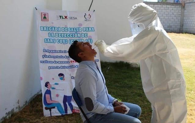 Tzompantepec anuncia Brigada para la detección de Covid-19