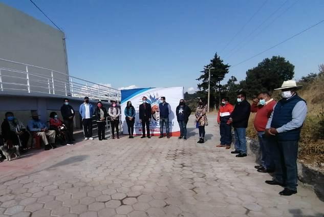 Villarreal Chairez pone en marcha acceso para discapacitados en San Benito