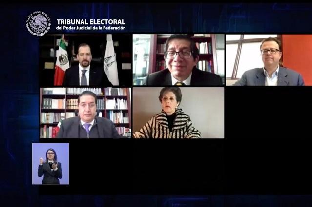 Fernández Noroña sí cometió violencia política contra Dávila, confirma TEPJF