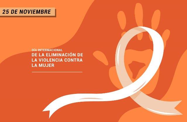 Se suma SPM a conmemoración del Día Internacional de la Eliminación de la Violencia Contra la Mujer