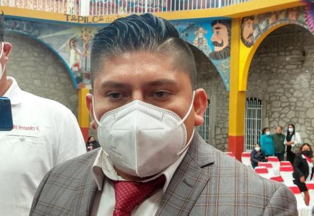 José Luis Hernández recibió a Xaltocan endeudado y sin servicios