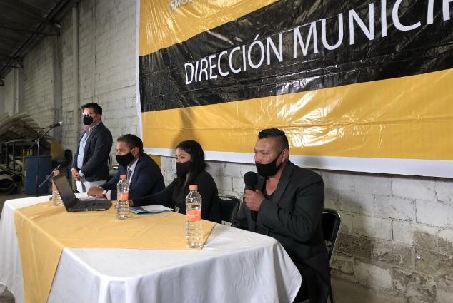 Convocan en Xicohtzinco a la unidad para enfrentar la inseguridad