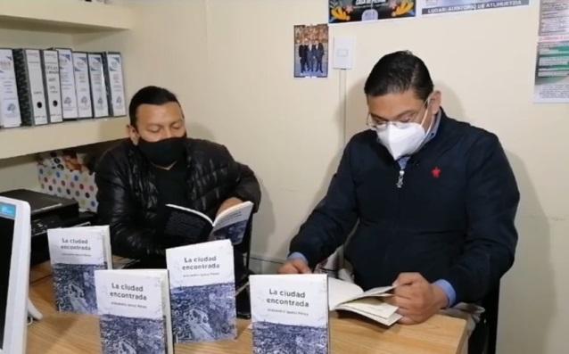 En Yauhquemehcan presentan el ejemplar La Ciudad Encontrada