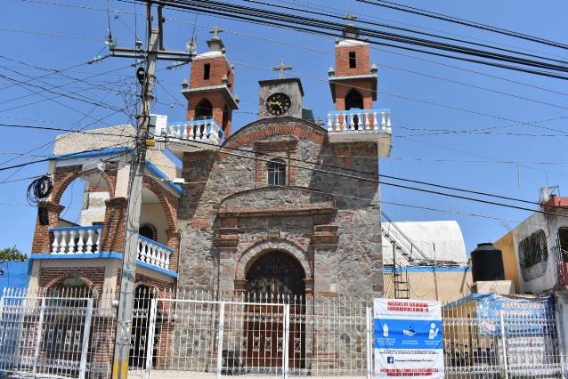 Cancelada la festividad del Sagrado Corazón de Jesús en Xochicalco
