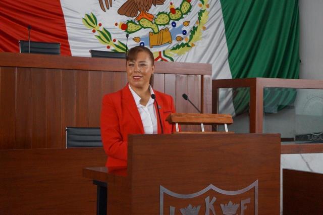 Fiscalización se sujetará a la Ley y no a intereses grupales: Zonia Montiel