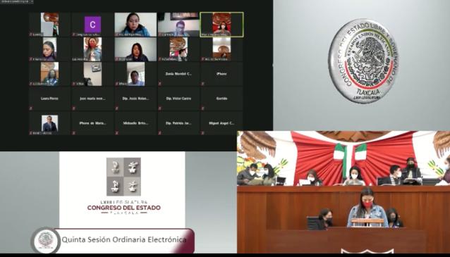 Por mayoría aprueban diputados Cuenta Pública 2019 de Zacatelco