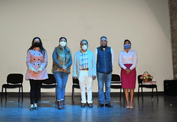 Presentan el Botón Rosa en Zacatelco para seguridad de mujeres