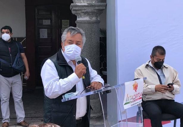 Rafael Zambrano se suma a la participación contra el Covid y la Influenza