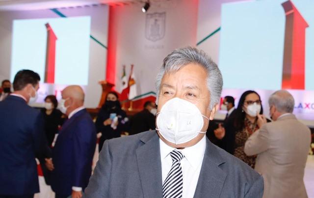 Alcalde de Ixtacuixtla reconoce trabajo trascendente de Marco Mena