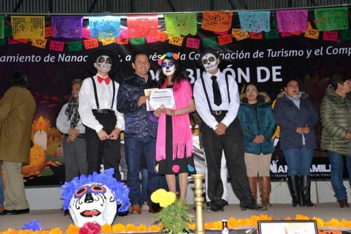 Impulsamos el Día de Muertos con exhibición de ofrendas: alcalde
