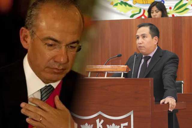 Calderón provocó 7 mil homicidios por razón de género, Chema al PAN