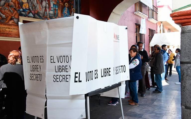 Sin liquidación se irán a a calle casi 500 personas del INE