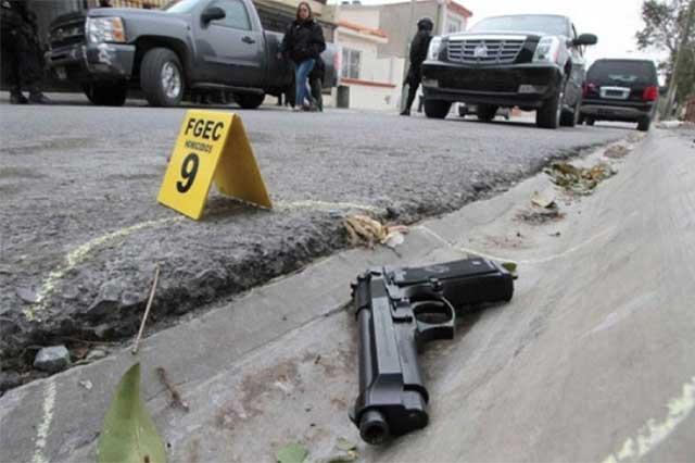 Balacera en Ixtacuixtla, llega al hospital general un herido