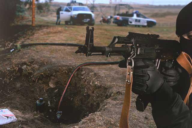 Confirman que bandas criminales se disputan la plaza de Ixtacuixtla