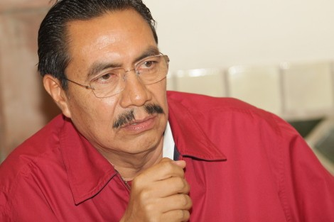 """Refugio Rivas se autonombra """"fracasado""""; es líder estatal de MC"""