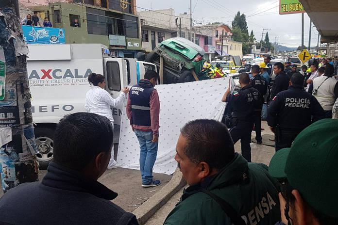 Piden calma a pobladores de Quiletla tras liberación de chofer
