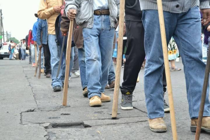 Inseguridad en Chiautempan, obliga a que pobladores se auto vigilen